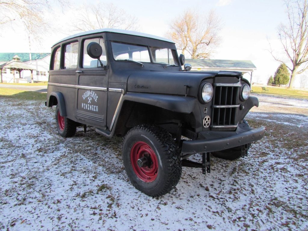 1962 Jeep Willys 439 for sale
