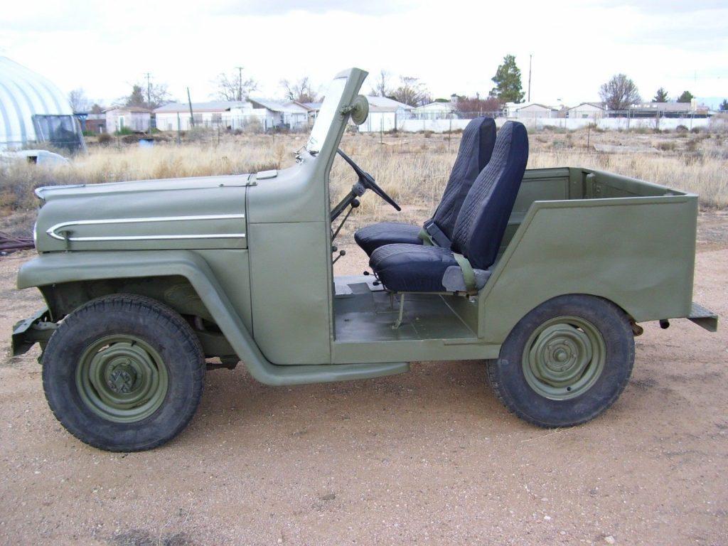 1976 Willys For Sale 1953 Jeep Cj3b