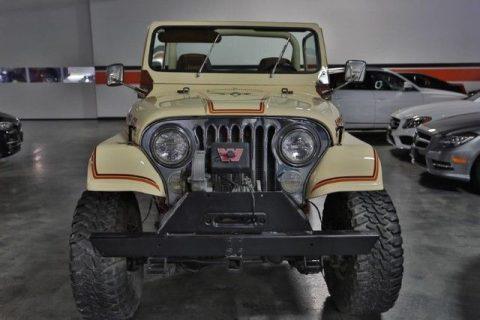 1981 Jeep CJ for sale