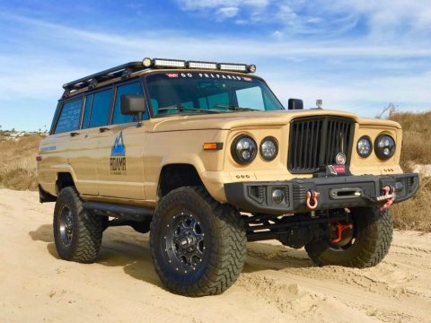1987 Jeep Wagoneer Grand Wagoneer for sale