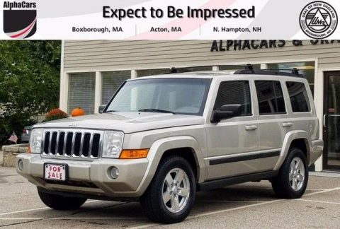 2007 Jeep Commander 4X4 Sport Utility for sale