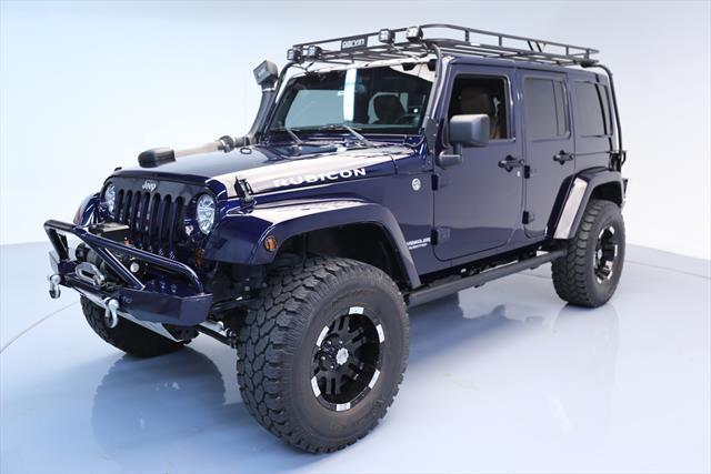 2013 Jeep Wrangler Unlimited Rubicon Sport Utility 4 Door