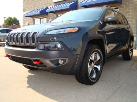 2017 Jeep Cherokee Trailhawk L Plus for sale