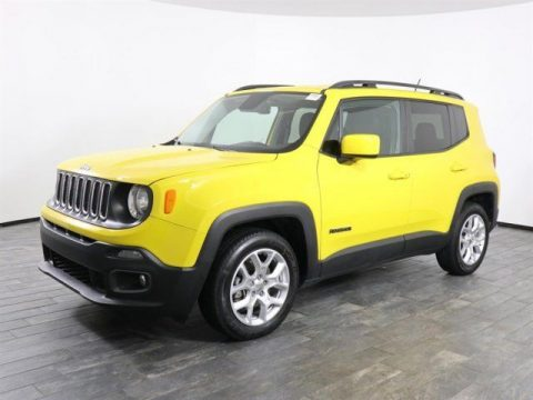 2017 Jeep Renegade Latitude FWD for sale