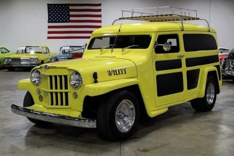 1950 Willys Panel Delivery for sale