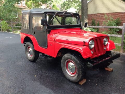 1964 Jeep CJ for sale