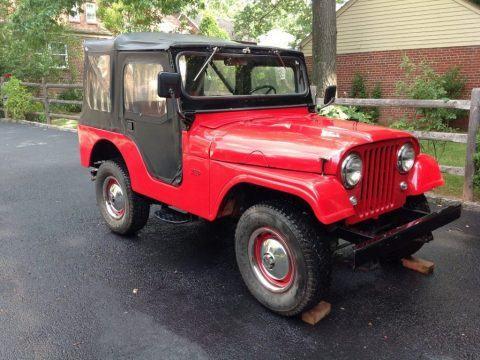 1964 Jeep CJ for sale