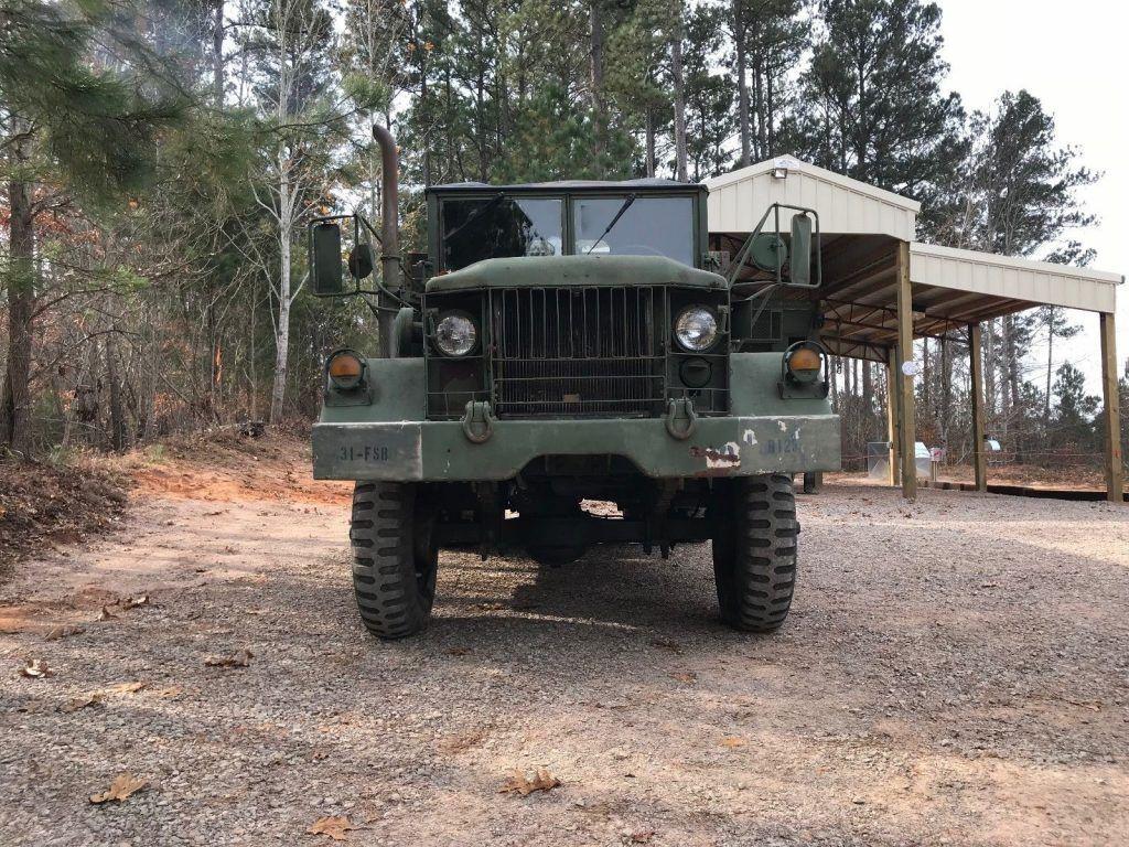 1971 Jeep Kaiser M35A1