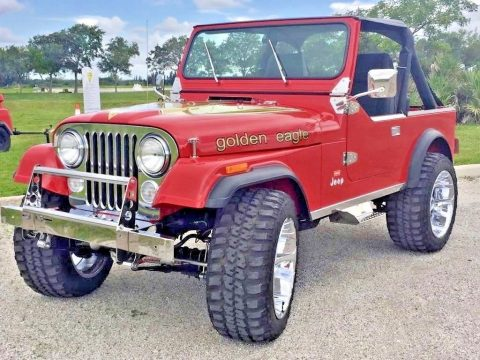 1978 Jeep CJ CJ7 for sale