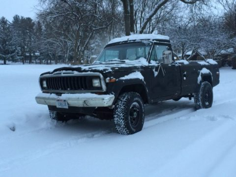 1986 Jeep J20 for sale