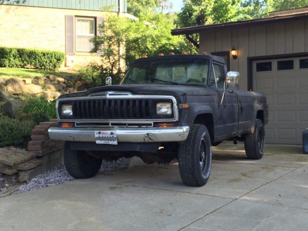 1986 Jeep J20