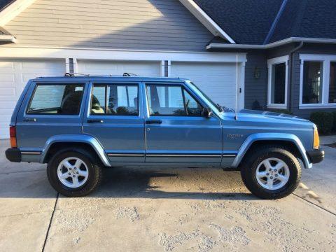1989 Jeep Cherokee Pioneer for sale