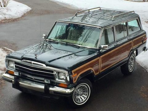 1991 Jeep Wagoneer Grand Wagoneer by Classic Gentleman for sale