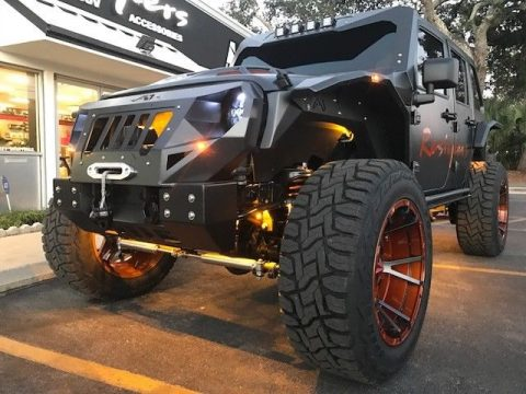 2008 Jeep Wrangler Rubicon for sale