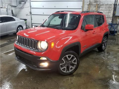 2016 Jeep Renegade Latitude for sale