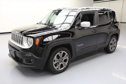 2016 Jeep Renegade Limited Sport Utility 4 Door for sale