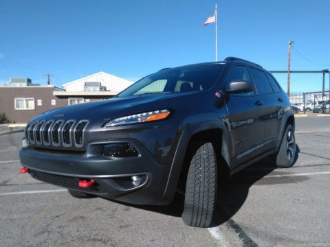 2018 Jeep Cherokee Trailhawk for sale