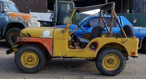 Willys Jeep M38A1 for sale