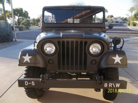1952 Willys M38a1 Military Jeep for sale
