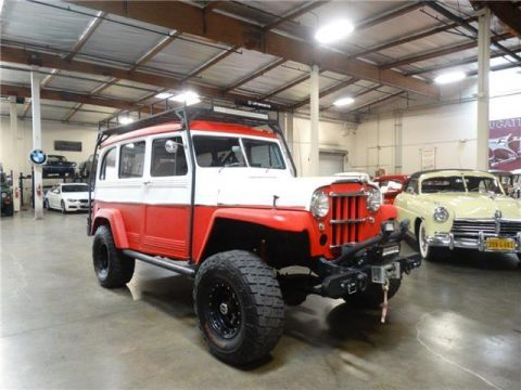1954 Jeep Willys Wagon for sale