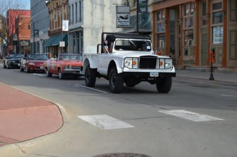 1967 Jeep Kaiser classic  M 715 for sale