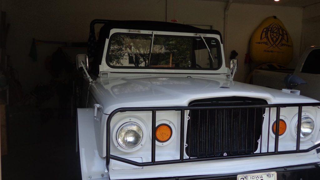 1967 Jeep Kaiser classic  M 715