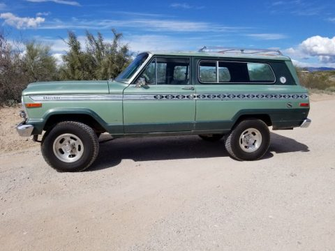 1979 Jeep Cherokee Cherokee Chief for sale