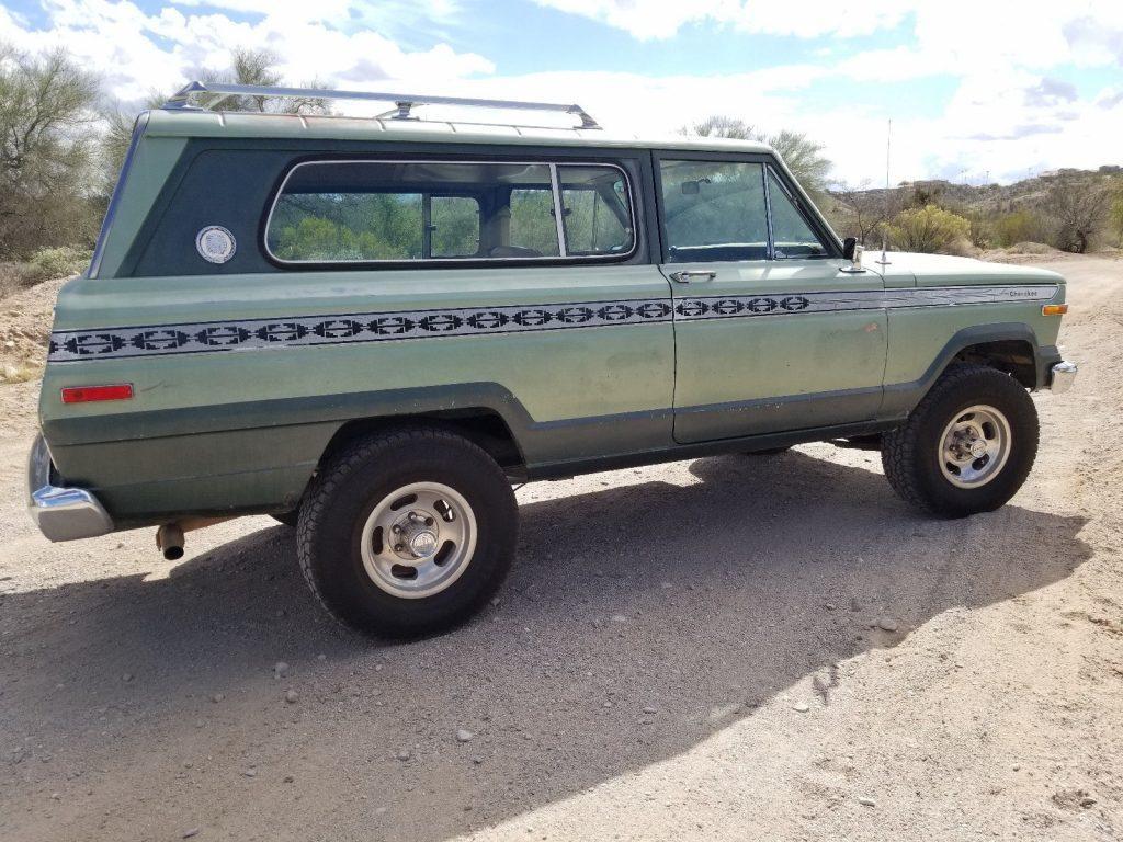 1979 Jeep Cherokee Cherokee Chief