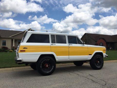 1982 Jeep Wagoneer for sale