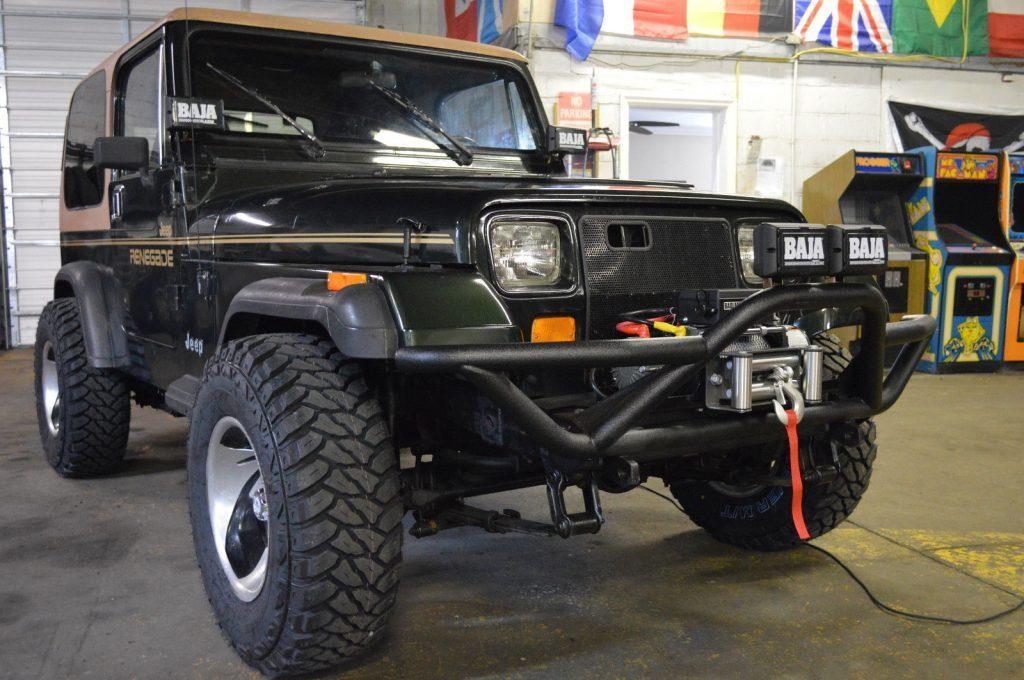 1995 Jeep Renegade YJ Renegade