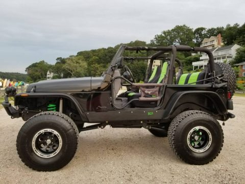 1998 Jeep Wrangler for sale
