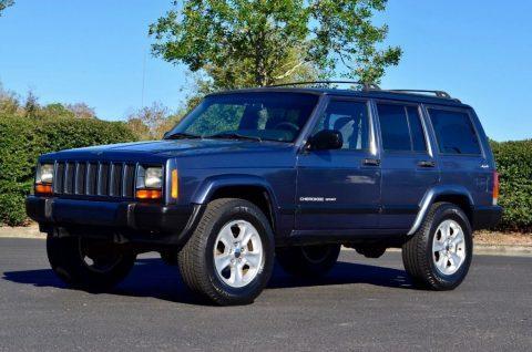 2001 Jeep Cherokee Sport XJ 4WD for sale