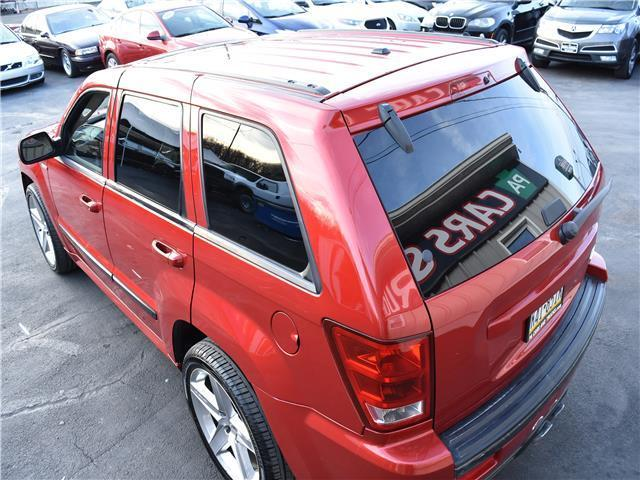 2006 Jeep Grand Cherokee SRT 8