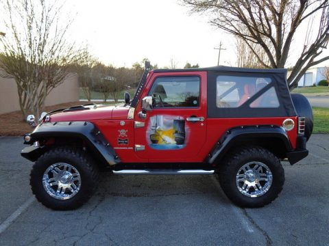 2007 Jeep Wrangler X for sale