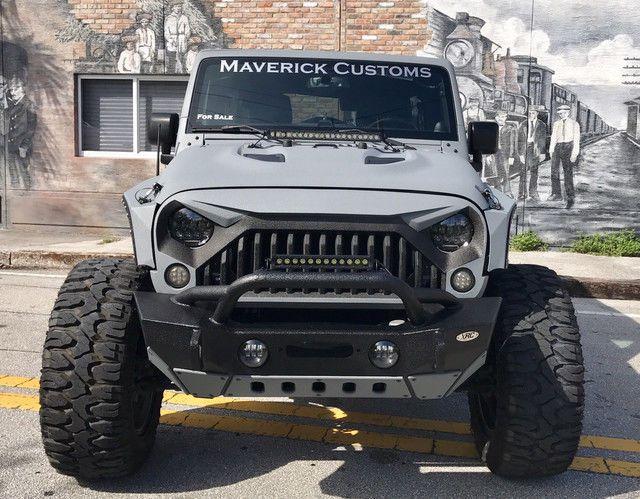 2013 Jeep Wrangler Unlimited Sport Utility 4 Door