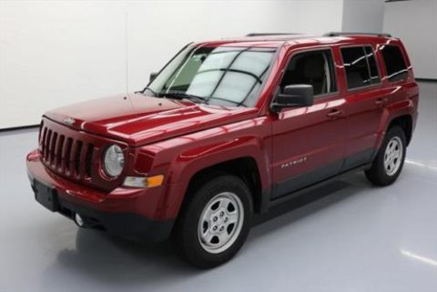 2015 Jeep Patriot for sale