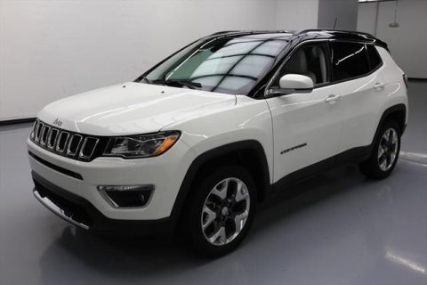 2017 Jeep New Compass Limited for sale