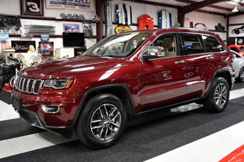 2018 Jeep Grand Cherokee Grand Cherokee Limited Panorama for sale