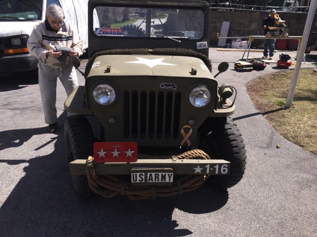 1953 jeep Willy's CJ-3B nice condition 4×4