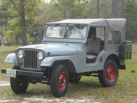 1966 Jeep CJ Tuxedo Park IV for sale