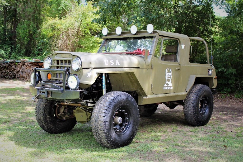Jeep Commando For Sale >> 1967 Jeep Willys Jeepster Commando For Sale
