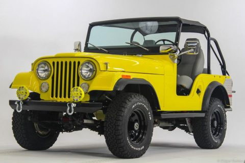 1972 Jeep CJ Complete Restoration for sale