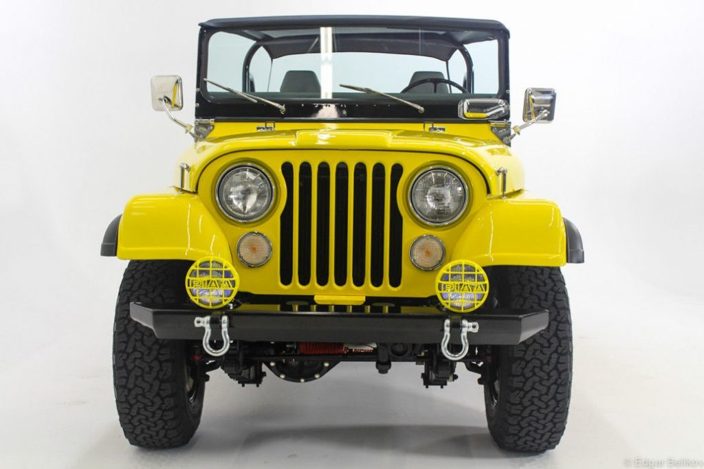 1972 Jeep CJ Complete Restoration
