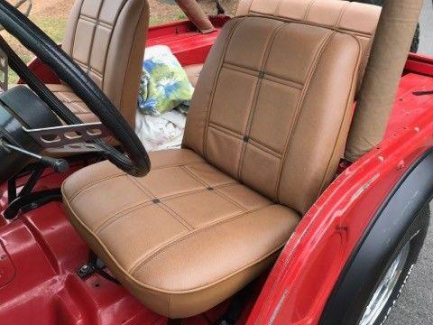 1977 Jeep CJ Renegade Levi Edition