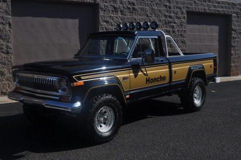1977 Jeep J10 Honcho LEVIS for sale