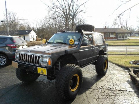1987 Jeep Cherokee Built to Offroad for sale