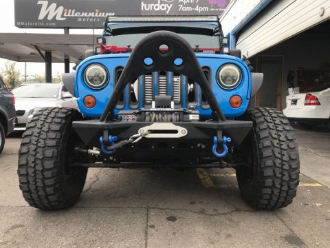 2011 Jeep Wrangler Sport Unlimited for sale