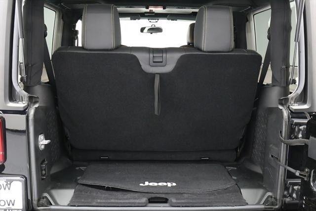 2015 Jeep Wrangler 4×4 Willys Wheeler Edition 2dr