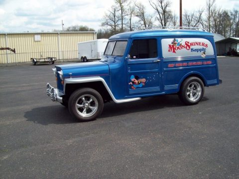 1948 Jeep Willys 439 for sale