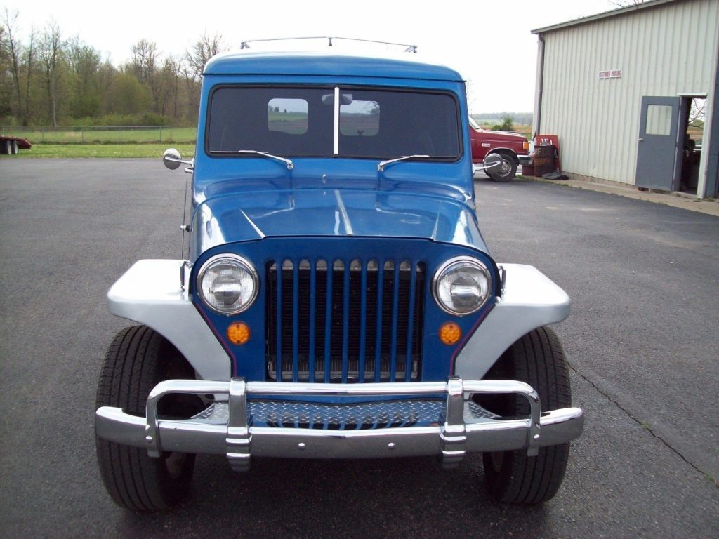 1948 Jeep Willys 439